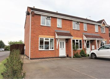 Thumbnail 2 bed semi-detached house for sale in Hollis Meadow, East Leake