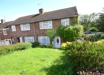Thumbnail 3 bedroom end terrace house for sale in Wensley Road, Reading, Berkshire