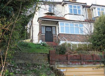 Thumbnail 3 bed semi-detached house for sale in 93 Downlands Road, Purley, Surrey