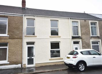 Thumbnail 3 bed terraced house for sale in Llangyfelach Road, Treboeth, Swansea