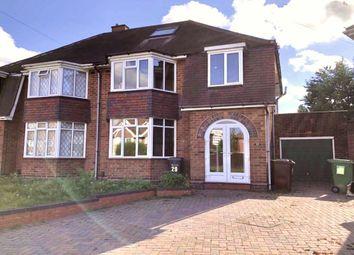 3 bed semi-detached house for sale in Windsor Road, Castle Bromwich, Birmingham B36
