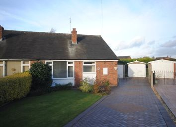 Thumbnail 2 bed semi-detached bungalow to rent in Cedar Close, Market Drayton