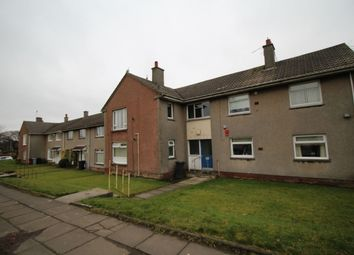 Thumbnail 1 bedroom flat for sale in Maxwellton Road, East Kilbride, Glasgow