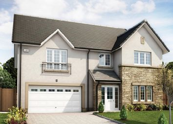 Thumbnail 5 bed detached house for sale in The Lewis Off Wilkieston Road, Ratho