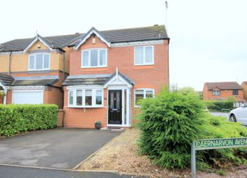 Thumbnail 3 bed detached house for sale in Caernarvon Avenue, Stone