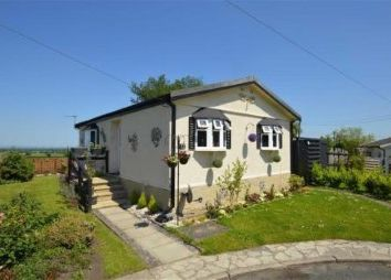 Thumbnail 2 bed mobile/park home for sale in Park Garage Mobile Homes, Agden Brow, Lymm, Cheshire
