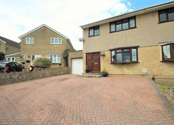 3 bed semi-detached house for sale in Purton Close, Kingswood BS15