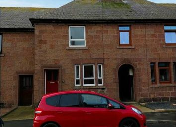 Thumbnail 2 bed terraced house for sale in York Terrace, Peterhead, Aberdeenshire
