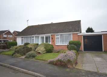 Thumbnail 2 bed bungalow for sale in Maurice Drive, Countesthorpe, Leicester