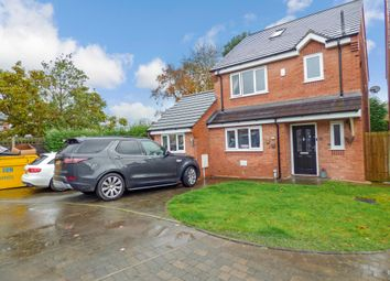 Thumbnail 4 bed detached house for sale in 36A, Astbury Lane Ends, Mossley, Congleton, Cheshire