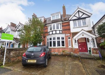 Thumbnail 2 bedroom flat to rent in Dorset Road, Bexhill On Sea