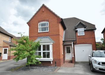 Thumbnail 3 bed detached house for sale in Windrush Road, Hilton, Derby