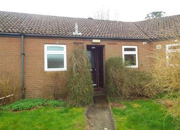 Thumbnail 1 bed bungalow for sale in 12 Stiles Court, Wells, Parsons Way, Wells, Somerset