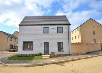 Thumbnail 4 bed detached house for sale in Holden Avenue, Oxley Park, Milton Keynes