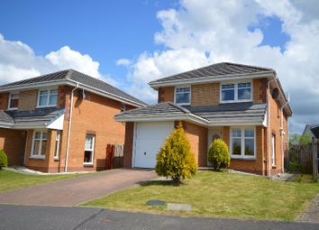 Thumbnail 4 bedroom detached house for sale in Glenview Court, Larkhall, South Lanarkshire