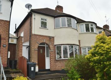 Thumbnail 3 bed semi-detached house to rent in 73 Marsham Road, Kings Heath, Birmingham
