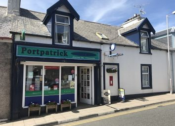 Thumbnail Retail premises for sale in Portpatrick, Dumfries & Galloway