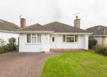 Thumbnail 4 bedroom bungalow for sale in Overdale Avenue, Glenfield, Leicester