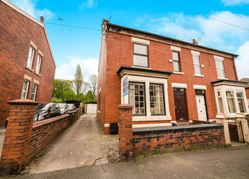 Thumbnail 3 bed semi-detached house for sale in Lodge Lane, Hyde