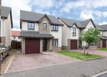 Thumbnail 4 bed detached house for sale in Gavins Lee, Tranent, East Lothian