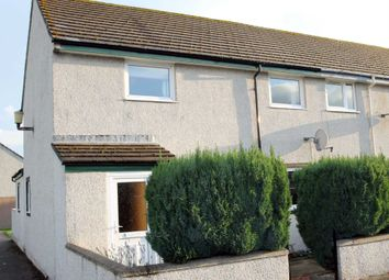 Thumbnail 4 bed end terrace house for sale in Macdonald Court, Culloden, Inverness
