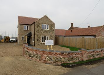 Thumbnail 4 bed detached house for sale in The Street, Beeston, King's Lynn