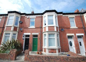 Thumbnail 3 bed flat for sale in Delaval Terrace, Gosforth, Newcastle Upon Tyne