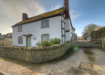 Thumbnail 4 bed cottage for sale in Church Road, Eardisley, Hereford