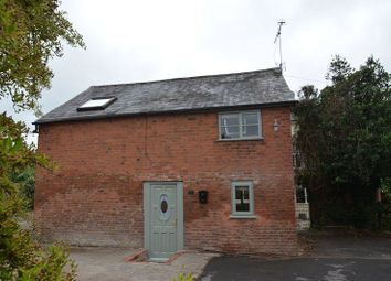 Thumbnail 1 bedroom detached house to rent in Lugwardine, Hereford
