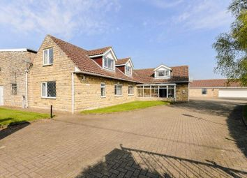 Thumbnail 5 bed detached house for sale in Plough Hill, Potterhanworth, Lincoln