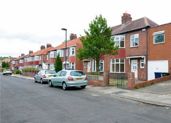 Thumbnail 6 bed semi-detached house to rent in Powburn Gardens, Fenham, Newcastle Upon Tyne, Tyne And Wear