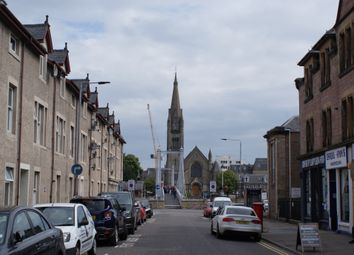 Thumbnail 2 bed flat to rent in 9c Grieg Street, Inverness