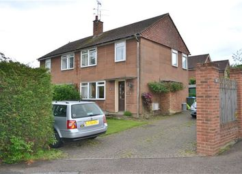 Thumbnail 3 bed semi-detached house for sale in Bentleys Meadow, Seal, Sevenoaks, Kent