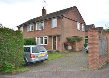 Thumbnail 3 bed semi-detached house for sale in Bentleys Meadow, Seal, Sevenoaks, Kent