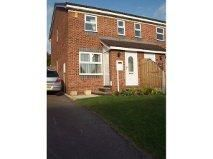 Thumbnail 2 bed semi-detached house to rent in Keyheven Close, Derby