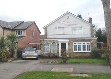Thumbnail 4 bed detached house to rent in Wigton Lane, Leeds