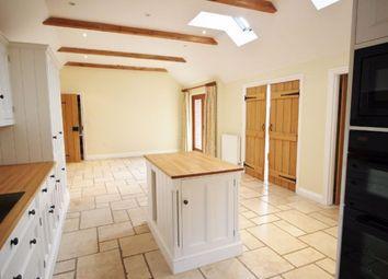 Thumbnail 4 bedroom detached house to rent in Old Soar Road, Plaxtol, Sevenoaks