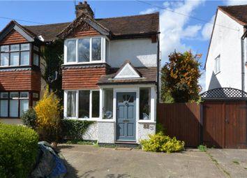 Thumbnail 2 bedroom semi-detached house for sale in Denham Way, Maple Cross, Rickmansworth