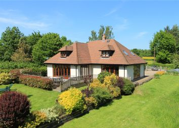 Thumbnail 4 bed detached house for sale in Roughway Lane, Roughway, Tonbridge, Kent