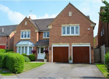 Thumbnail 5 bed detached house for sale in Scythe Road, Lang Farm, Daventry