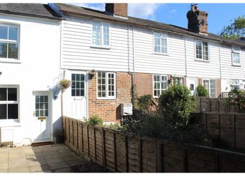 Thumbnail 2 bed terraced house to rent in Ockley Road, Hawkhurst, Cranbrook
