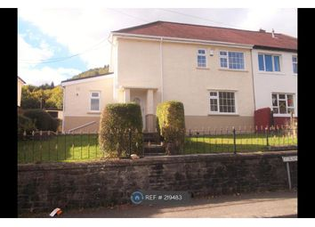 Thumbnail 3 bed semi-detached house to rent in Blaenrhondda Road, Blaenrhondda