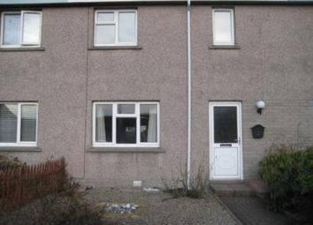 Thumbnail 3 bed terraced house to rent in Silverbank Gardens, Banchory