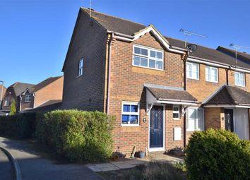 Thumbnail 2 bed end terrace house for sale in Jupiter Gate, Chells Manor, Stevenage, Herts