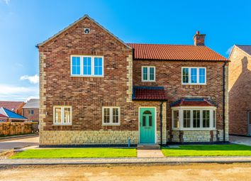 Thumbnail 4 bed detached house for sale in Plot 30, Thorne Lane, Scothern, Lincoln