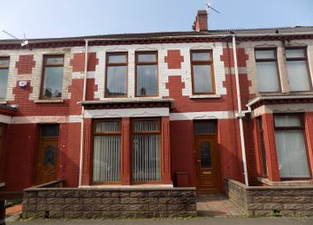 Thumbnail 3 bed terraced house for sale in Crown Street, Port Talbot, Neath Port Talbot.