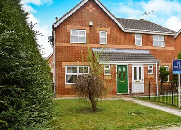 Thumbnail 3 bedroom semi-detached house for sale in Lorenzos Way, Hull