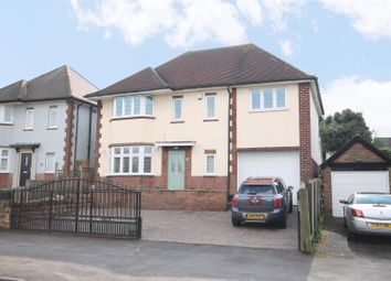 Thumbnail 4 bedroom detached house for sale in Arno Vale Road, Woodthorpe, Nottingham