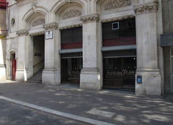 Thumbnail Retail premises to let in Farringdon Street, London
