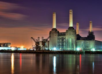 Thumbnail 1 bed flat for sale in Battersea Power Station, London